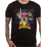 T-Shirt Power Rangers  207811