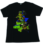 T-Shirt Ninja Turtles 208406