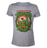T-Shirt Ninja Turtles 208415
