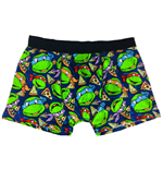 Boxershorts Ninja Turtles All Over Print