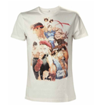 T-Shirt Street Fighter  208687