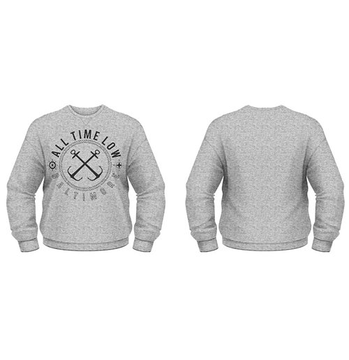 Sweatshirt All Time Low  209742