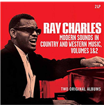 Vinyl Ray Charles - Modern Sounds In Country And Western Music Vol.1-2 (2 Lp)