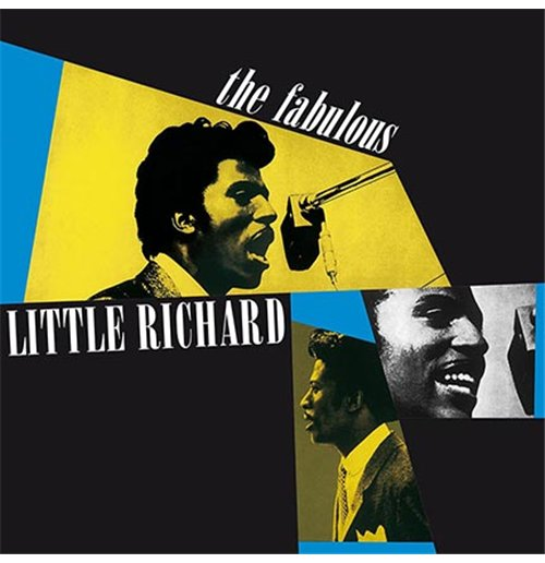 Vinyl Little Richard - The Fabulous