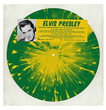 Vinyl Elvis Presley - Live At The Alabama Fair And Dairy Show