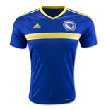 Trikot Bosnien Fussball 2016-2017 Home
