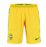 Shorts Brasilien Fussball 2016-2017 Home (Gelb)