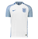 T-Shirt England Fussball 2016-2017 Home Nike Authentic