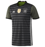 Trikot Deutschland Fussball 2016-2017 Away Adidas fur Kinder