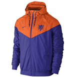 Jacke Holland Fussball 2016-2017 (Orange)