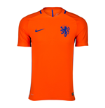 Trikot Holland Fussball 2016-2017 Home Nike Authentic Vapor Match