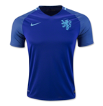 Trikot Holland Fussball 2016-2017 Away Nike