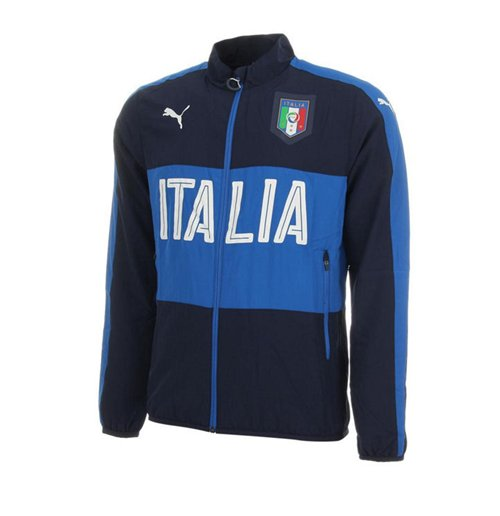 Italien fussball jacke