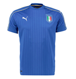 Trikot Italien Fussball 2016-2017 Home fur Kinder