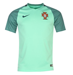 Trikot Portugal Fussball 2016-2017 Away