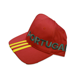 Kappe Portugal Fussball 2016-2017 (Rot)