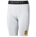Shorts Spanien Fussball Tech Fit Spanien 2016-2017 Adidas (Weiss)