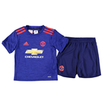 Trikot Manchester United FC 2016-2017 Adidas Away fur Babys