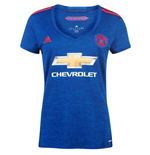Trikot Manchester United FC 2016-2017 Adidas Away fur Frauen