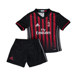Set AC Milan 2016-2017 Adidas  Home fur Kinder