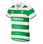 Trikot Celtic 2016-2017 Football Club Home fur Frauen