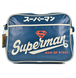 Umhängetasche Superman - Blue Japanese