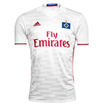 Trikot Hamburg 2016-2017 Adidas  Home fur Kinder