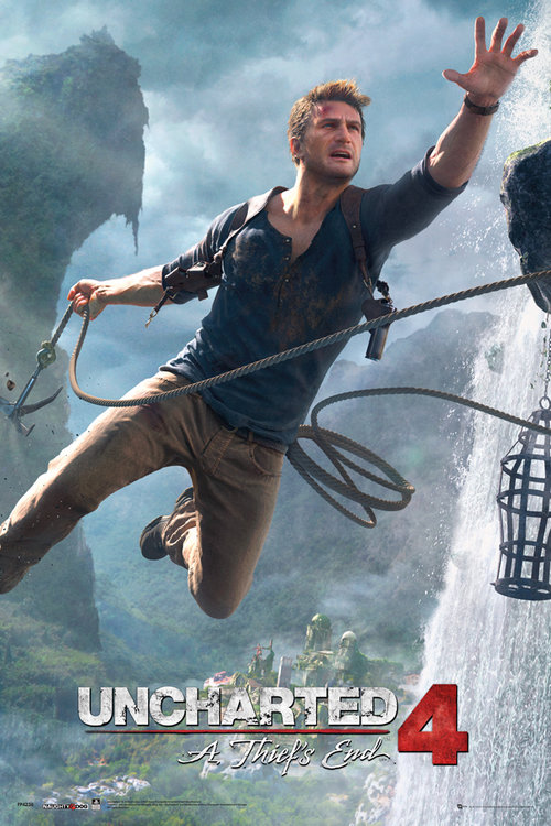 Poster Uncharted 212435