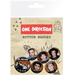 Accessoires One Direction 212773