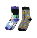 Socken Die Simpsons  Krusty the Clown