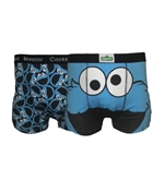 Boxershorts Sesamstraße Mupped Cookie Monster
