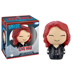 Captain America Civil War Vinyl Sugar Dorbz Vinyl Figur Black Widow 8 cm