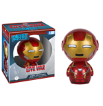 Captain America Civil War Vinyl Sugar Dorbz Vinyl Figur Iron Man 8 cm