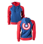 Sweatshirt Captain America  213014