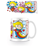 Justice League Tasse Chibi Supergirl