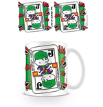 Justice League Tasse Chibi Jokes On You