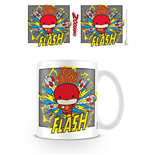 Justice League Tasse Chibi Flash