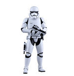 Star Wars Episode VII Movie Masterpiece Actionfigur 1/6 First Order Stormtrooper 30 cm