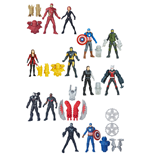 Actionfigur The Avengers 213104