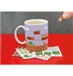 Super Mario Bros. Build-A-Level Tasse