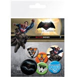 Brosche Batman vs Superman 213604