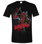 T-Shirt Deadpool 213696