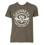 T-Shirt Guinness St James Gate