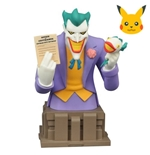 Batman The Animated Series Büste Laughing Fish Joker EE Exclusive 15 cm