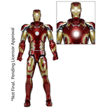 Actionfigur Iron Man 214058