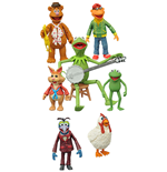 The Muppets Select Actionfiguren 13 cm Doppelpacks Serie 1 Sortiment (6)