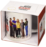 Tasse Big Bang Theory - Group Portrait
