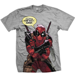 T-Shirt Deadpool 214683