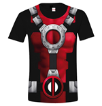 T-Shirt Deadpool 214684