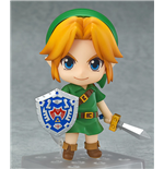 The Legend of Zelda Majora's Mask 3D Nendoroid Actionfigur Link Majora's Mask 3D Ver. 10 cm